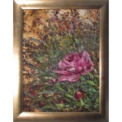 Időgörbület című festmény
