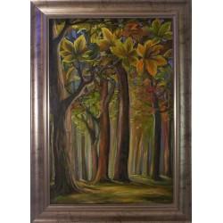 LUNE DE FÉES modern festmény
