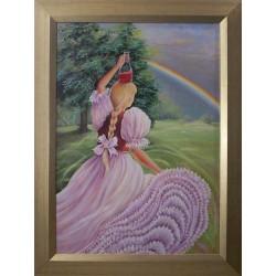 Öltöző szék fehér fekete