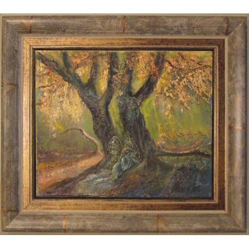 TOURBILLONS modern festmény