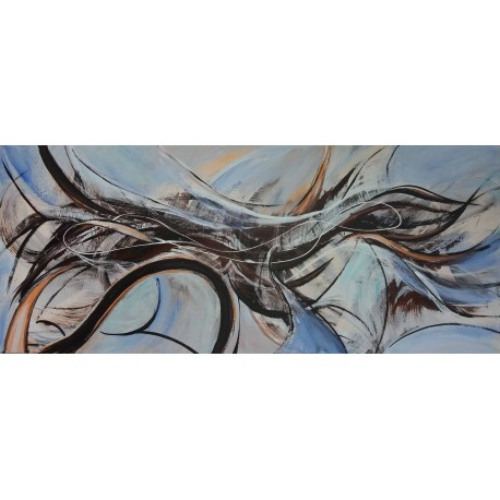 TOURBILLONS modern painting