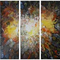LUEUR modern painting