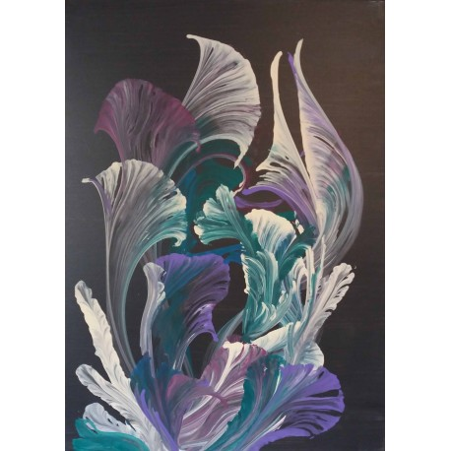 JEU DE DANSE modern painting