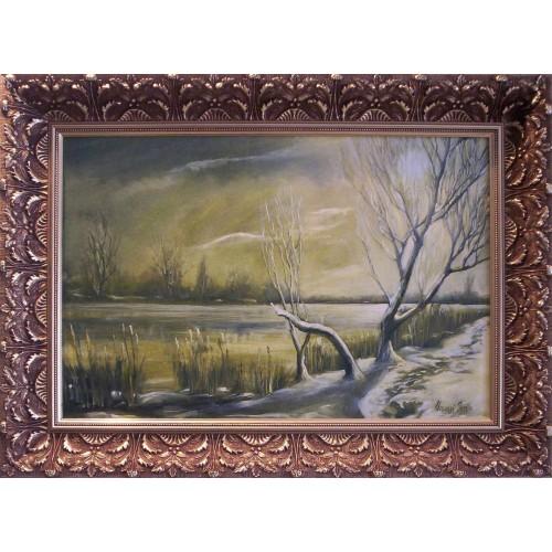 FLEURS modern festmény