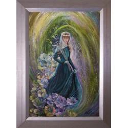 Decoration mannequin  BLACK 36/38 size